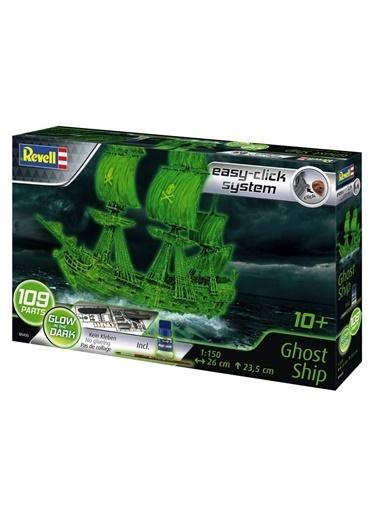 Revell  Maket Ghost Ship Easy-Click Vsg05435 Renkli